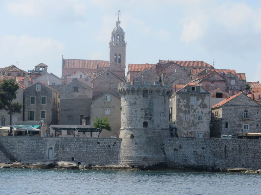 Korčula city- a must see place