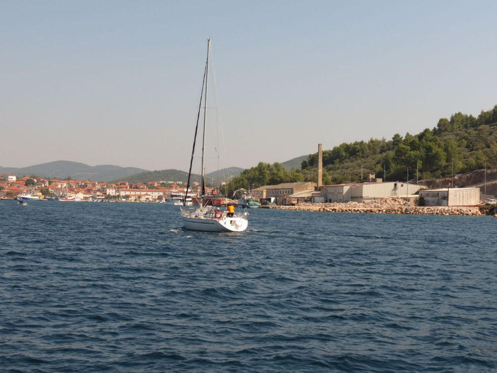 Vela Luka- calm harbour for overnight stay