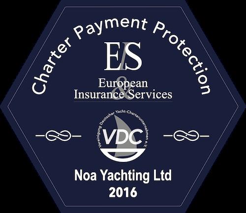 Neu! Charter Zahlung Schutzsiegel