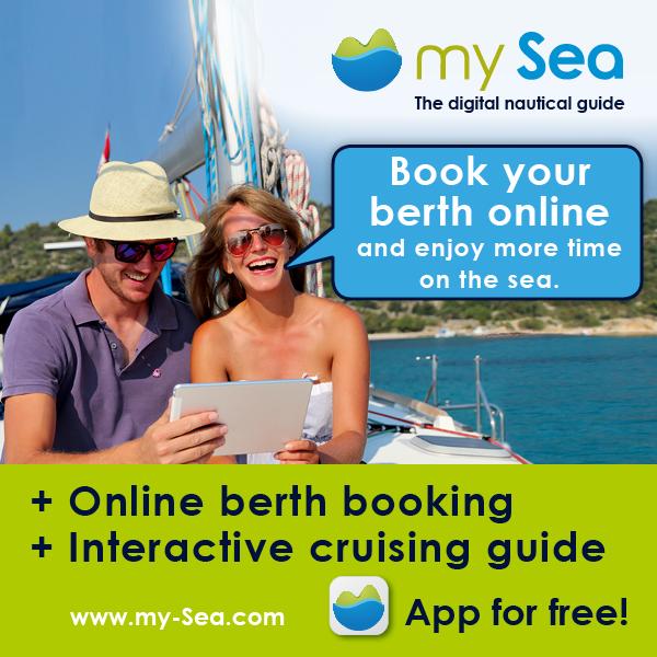 MY Sea- buchen Sie Ihre Liegeplätze Online